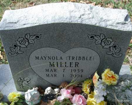 MILLER, MAYNOLA - Randolph County, Arkansas | MAYNOLA MILLER - Arkansas Gravestone Photos