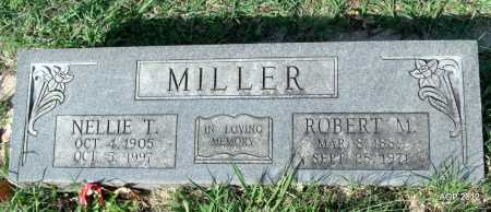 MILLER, ROBERT M - Randolph County, Arkansas | ROBERT M MILLER - Arkansas Gravestone Photos