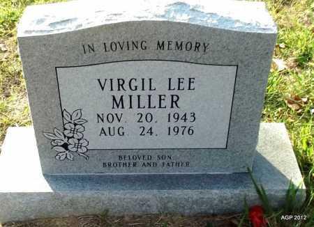 MILLER, VIRGIL LEE - Randolph County, Arkansas | VIRGIL LEE MILLER - Arkansas Gravestone Photos