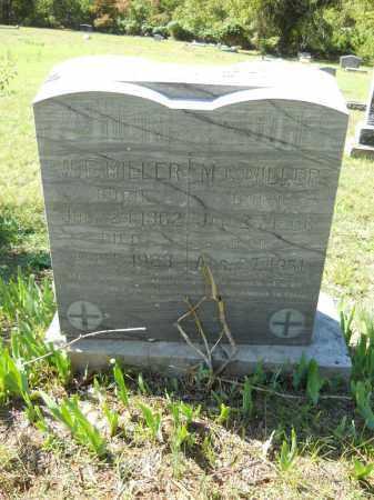 MILLER, WILLIAM FRANKLIN - Randolph County, Arkansas | WILLIAM FRANKLIN MILLER - Arkansas Gravestone Photos