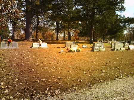 * PITMAN CEMETERY OVERVIEW, . - Randolph County, Arkansas | . * PITMAN CEMETERY OVERVIEW - Arkansas Gravestone Photos