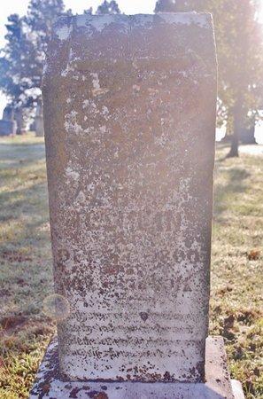 RAGLIN, MARY E. - Randolph County, Arkansas   MARY E. RAGLIN - Arkansas Gravestone Photos