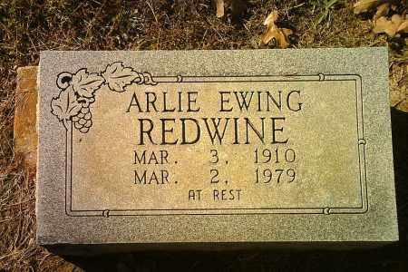 REDWINE, ARLIE - Randolph County, Arkansas | ARLIE REDWINE - Arkansas Gravestone Photos