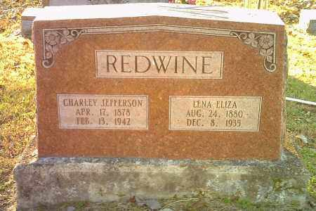 REDWINE, LENA ELIZA - Randolph County, Arkansas | LENA ELIZA REDWINE - Arkansas Gravestone Photos