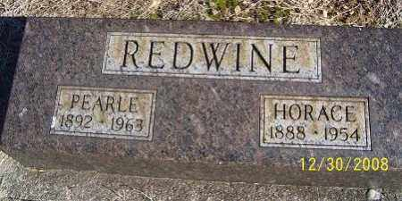 REDWINE, PEARLE - Randolph County, Arkansas | PEARLE REDWINE - Arkansas Gravestone Photos