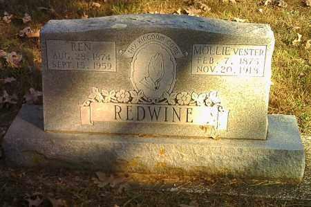 REDWINE, REN - Randolph County, Arkansas | REN REDWINE - Arkansas Gravestone Photos