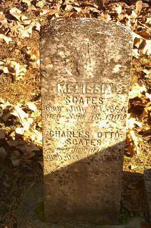 SCATES, CHARLES OTTO - Randolph County, Arkansas | CHARLES OTTO SCATES - Arkansas Gravestone Photos