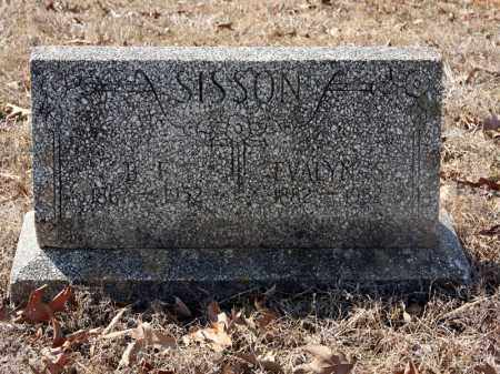 SISSON, B.F. - Randolph County, Arkansas | B.F. SISSON - Arkansas Gravestone Photos