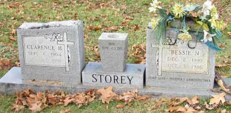 STOREY, CLARENCE H - Randolph County, Arkansas | CLARENCE H STOREY - Arkansas Gravestone Photos