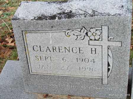 STOREY, CLARENCE H (CLOSE UP) - Randolph County, Arkansas   CLARENCE H (CLOSE UP) STOREY - Arkansas Gravestone Photos