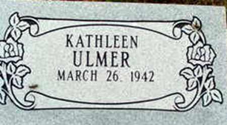 ULMER, KATHLEEN - Randolph County, Arkansas | KATHLEEN ULMER - Arkansas Gravestone Photos