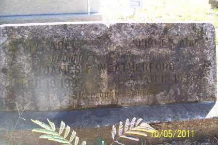 WEATHERFORD, SHIRLEY ANN - Randolph County, Arkansas | SHIRLEY ANN WEATHERFORD - Arkansas Gravestone Photos