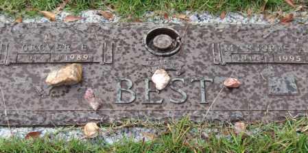 BEST, GROVER E. - Saline County, Arkansas | GROVER E. BEST - Arkansas Gravestone Photos