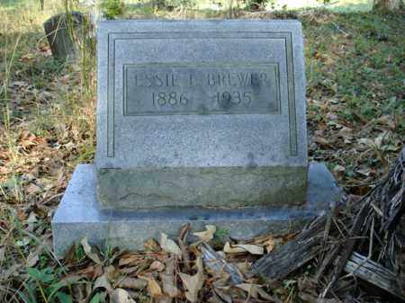 BREWER, ESSIE - Saline County, Arkansas | ESSIE BREWER - Arkansas Gravestone Photos