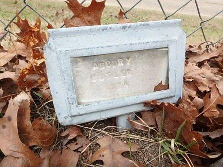 BUTLER, ASHLEY - Saline County, Arkansas | ASHLEY BUTLER - Arkansas Gravestone Photos
