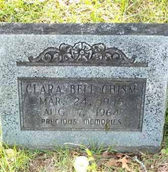 CHISM, CLARA BELL - Saline County, Arkansas | CLARA BELL CHISM - Arkansas Gravestone Photos