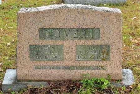 COVERT, GEORGE N. - Saline County, Arkansas | GEORGE N. COVERT - Arkansas Gravestone Photos