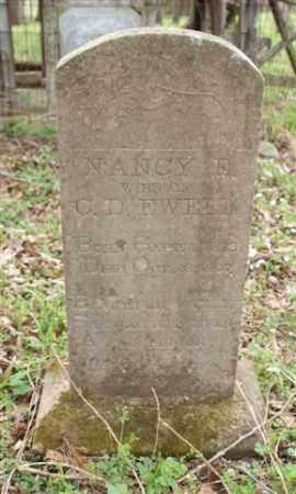 EWELL, NANCY E. - Saline County, Arkansas | NANCY E. EWELL - Arkansas Gravestone Photos