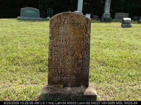 FULCHER, HENRYETTA M - Saline County, Arkansas   HENRYETTA M FULCHER - Arkansas Gravestone Photos