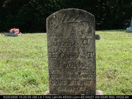 FULCHER, JEWELL C - Saline County, Arkansas   JEWELL C FULCHER - Arkansas Gravestone Photos