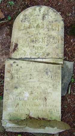 HICKMAN, ELIZABETH - Saline County, Arkansas   ELIZABETH HICKMAN - Arkansas Gravestone Photos