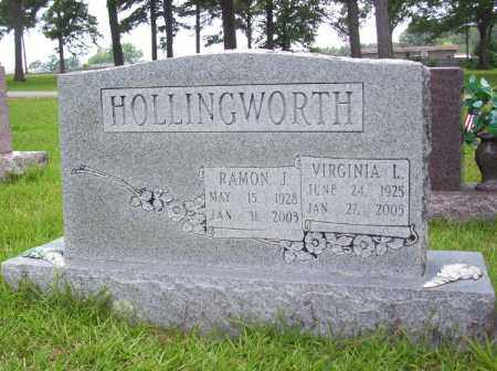 HOLLINGSWORTH, RAMON J - Saline County, Arkansas | RAMON J HOLLINGSWORTH - Arkansas Gravestone Photos