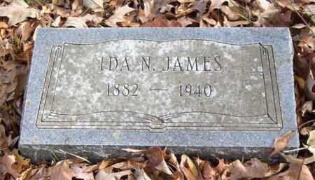 JAMES, IDA N. - Saline County, Arkansas | IDA N. JAMES - Arkansas Gravestone Photos