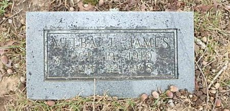 JAMES, MELBA  J. - Saline County, Arkansas | MELBA  J. JAMES - Arkansas Gravestone Photos