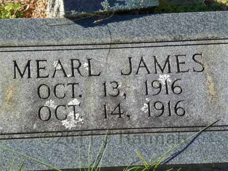JAMES, MEARL - Saline County, Arkansas | MEARL JAMES - Arkansas Gravestone Photos