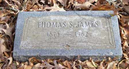 JAMES, THOMAS S. - Saline County, Arkansas | THOMAS S. JAMES - Arkansas Gravestone Photos