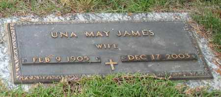 JAMES, UNA MAY - Saline County, Arkansas | UNA MAY JAMES - Arkansas Gravestone Photos