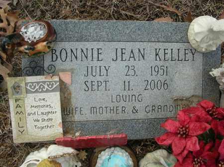 KELLEY, BONNIE JEAN - Saline County, Arkansas   BONNIE JEAN KELLEY - Arkansas Gravestone Photos