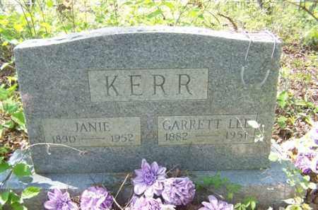 KERR, GARRETT LEE - Saline County, Arkansas | GARRETT LEE KERR - Arkansas Gravestone Photos