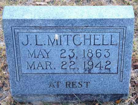 MITCHELL, J.L - Saline County, Arkansas | J.L MITCHELL - Arkansas Gravestone Photos