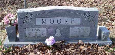 MOORE, ERVIN - Saline County, Arkansas | ERVIN MOORE - Arkansas Gravestone Photos
