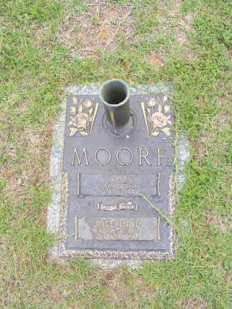 MOORE, JAMES - Saline County, Arkansas | JAMES MOORE - Arkansas Gravestone Photos