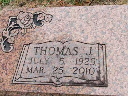 MOORE, THOMAS J (CLOSE UP) - Saline County, Arkansas | THOMAS J (CLOSE UP) MOORE - Arkansas Gravestone Photos
