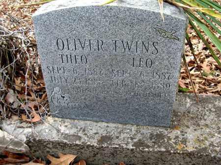 OLIVER, LEO - Saline County, Arkansas   LEO OLIVER - Arkansas Gravestone Photos