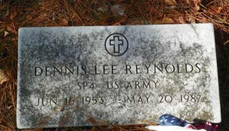 REYNOLDS (VETERAN), DENNIS LEE - Saline County, Arkansas   DENNIS LEE REYNOLDS (VETERAN) - Arkansas Gravestone Photos