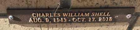 SHELL, CHARLES WILLIAM - Saline County, Arkansas | CHARLES WILLIAM SHELL - Arkansas Gravestone Photos