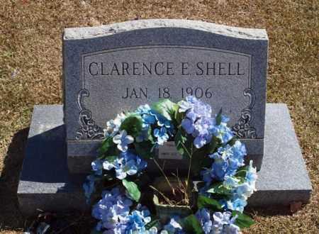 SHELL, CLARENCE E - Saline County, Arkansas | CLARENCE E SHELL - Arkansas Gravestone Photos