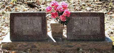 SHELL, MARY IVA - Saline County, Arkansas | MARY IVA SHELL - Arkansas Gravestone Photos