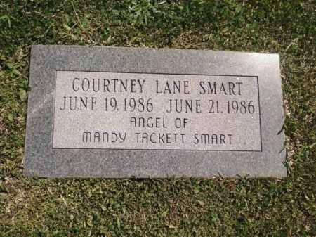 SMART, COURTNEY LANE - Saline County, Arkansas | COURTNEY LANE SMART - Arkansas Gravestone Photos