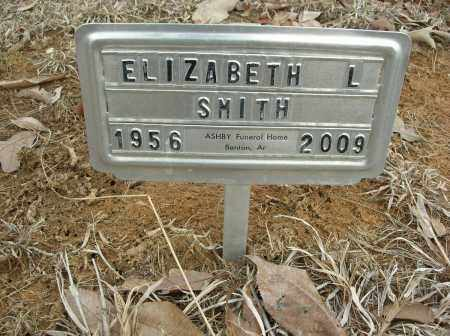 SMITH, ELIZABETH L - Saline County, Arkansas   ELIZABETH L SMITH - Arkansas Gravestone Photos