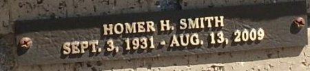 SMITH, HOMER H. - Saline County, Arkansas   HOMER H. SMITH - Arkansas Gravestone Photos