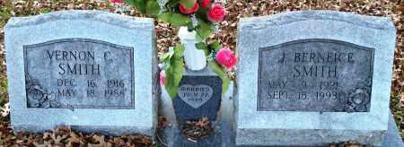 SMITH, J BERNEICE - Saline County, Arkansas | J BERNEICE SMITH - Arkansas Gravestone Photos
