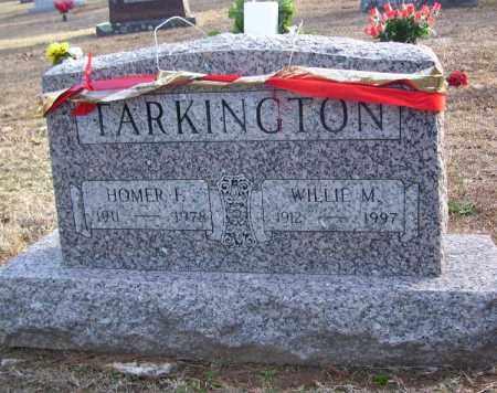 TARKINGTON, HOMER F - Saline County, Arkansas | HOMER F TARKINGTON - Arkansas Gravestone Photos