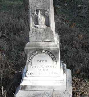 WESBROOK, HARVEY A. - Saline County, Arkansas | HARVEY A. WESBROOK - Arkansas Gravestone Photos