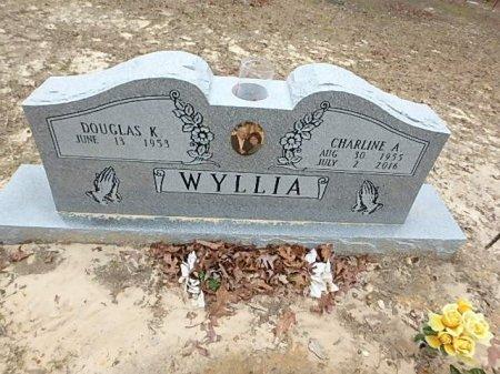 WYLLIA, CHARLINE A. - Saline County, Arkansas | CHARLINE A. WYLLIA - Arkansas Gravestone Photos