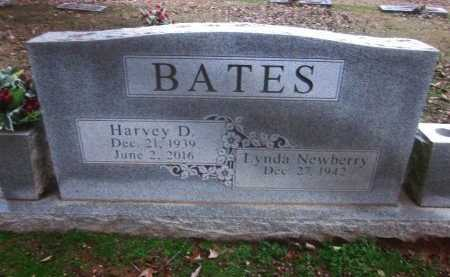 BATES, HARVEY D - Scott County, Arkansas | HARVEY D BATES - Arkansas Gravestone Photos